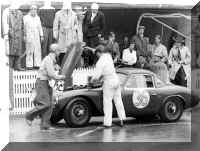 LeMans Coupe at 1954 LeMans (186-54.jpg, 295703 bytes)